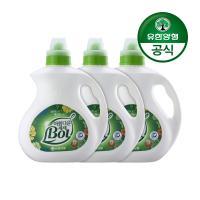 [유한양행]아름다운 세탁세제BOL 액체(일반) 2.8L 3개