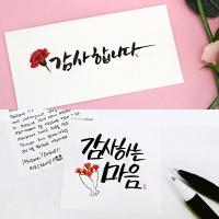 [무료배송] 용돈봉투/카드 5장
