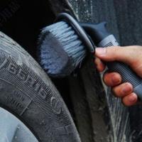 구석구석 타이어 청소솔 다용도 청소솔 청소용품