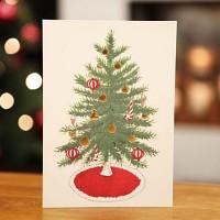 파인 트리 (크리스마스카드)