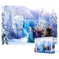 500피스 직소퍼즐 - 겨울왕국 눈꽃세상