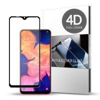 스킨즈 삼성 갤럭시A10 4D 풀커버 강화유리필름 (1장)