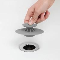 [무료배송]원터치 싱크대 욕실 배수구 마개