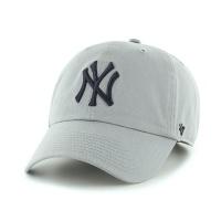 MLB모자 뉴욕 양키즈 스톰그레이 네이비빅로고