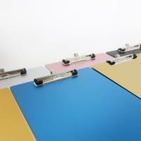 클립보드 파일철 서류판 고급클립보드 100% 알루미늄