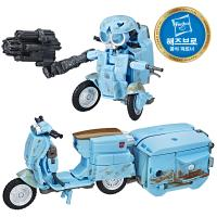 트랜스포머 5 디럭스 스퀵스 /피규어 /로봇