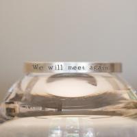 인신매매 생존 여성지원 기부팔찌 WE WILL MEET AGAIN