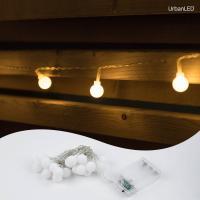 어반 LED 앵두전구 20구 기본점멸형