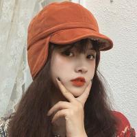 쉐이크 겨울 군밤 귀달이 방한 모자