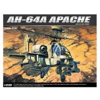 AH-64A 아파치 1/48 헬리콥터 프라모델 무장헬기