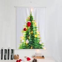 크리스마스 패브릭 벽트리 LED앵두전구 세트 LML-CF01