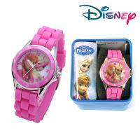 [Disney] 디즈니 겨울왕국 아동 젤리 손목시계 (FZN3551)