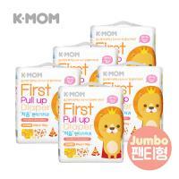 케이맘 처음 팬티기저귀(점보형) 5팩