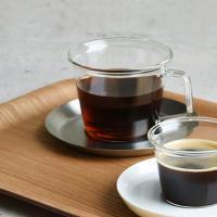 킨토 캐스트 커피잔세트(스텐레스서버) 220ml