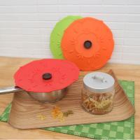 실리콘 18cm 멀티뚜껑(소) 180x180(그린,오렌지,레드)