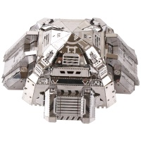[3D퍼즐마을][MU] YM-N014 스페이스 벙커-실버