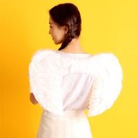 천사날개-화이트(중)