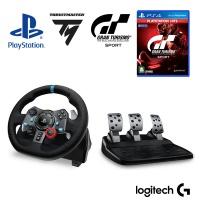 PS4 그란투리스모 스포트 + 로지텍 G29 레이싱휠