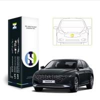 그랜저 2020 자동차용품 PPF 필름 엠블럼 2매