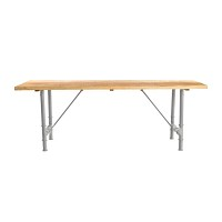 [House Doctor]Table w/ grey painted metal base Bn0100 테이블