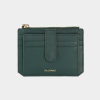 Dijon 301S Flap Card Wallet olive green 디종 플랩 카드 월렛 올리브그린