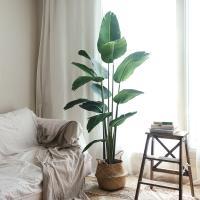 조화 그리너리 바나나 나무 화분