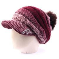 FW 방울니트캡 패션 겨울모자 CH1512423