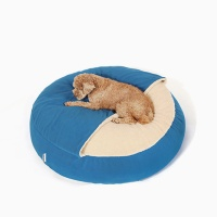 POCKET CUSHION BED(BLUE)
