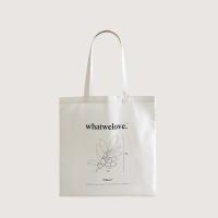 WWL MarketBag Olive-White