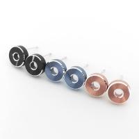 도나소피아 게르마늄귀걸이 은침 패션 실버 ES601