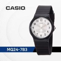 카시오 학생 수능시계 무소음 손목시계 MQ-24-7B3