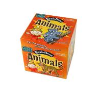 브레인박스 동물 보드게임 (10세이상,영어,두뇌발달)