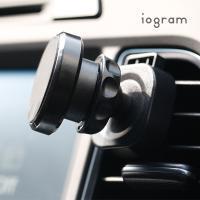 아이오그램 차량용 마그네틱 스마트폰 거치대(단품)