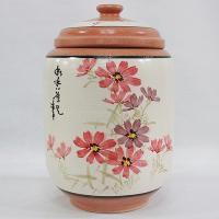 황토 쌀항아리 코스모스 쌀독 용량 10kg CH1399124