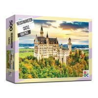 (알록퍼즐)500피스 노이슈반스타인성 직소퍼즐 AL5008