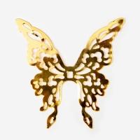 [인디고샵] 나비 펜던트 중 (2개)