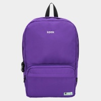 keek 백팩 + 크로스백 - Purple