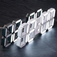 루나리스 3D LED 벽시계 LG전구 JS-i31