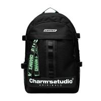 [얼모스트블루] X CHARM S BACKPACK - NEO MINT 백팩