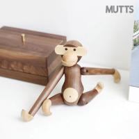머츠샵 원숭이 목각 인형 장난감