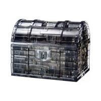 52피스 크리스탈퍼즐 - 보물상자 (블랙)