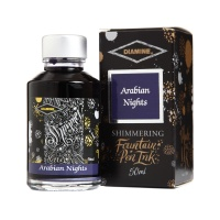 디아민 쉬머링 병 잉크 Arabian Nights 50ml