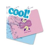 [브리더] 쿨매트 블루/핑크 색상 랜덤 S