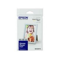 엡손(EPSON)용지 C13S042546 (포토용지) / Glossy Photo Paper 4X6 / 20매