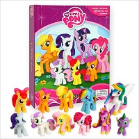 My Little Pony : My Busy Books 포니 피규어북
