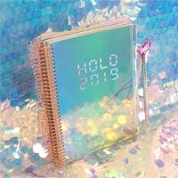 2019 Hologram 다이어리