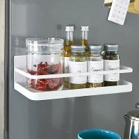 [무료배송]냉장고 자석 스틸 다용도 양념통선반
