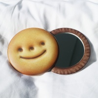 DREAMI MIRROR (COOKIE CHOCO PAINT)