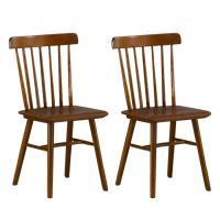 고무나무800 식탁 의자 2개 FN702-5