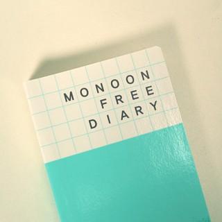 MONOON FREE DIARY